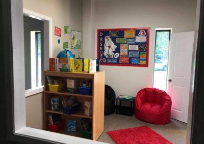 Texas Autism Academy library