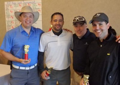 Texas Autism Academy golf