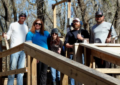 Clay Shoot Fundraiser for Texas Autism Academy